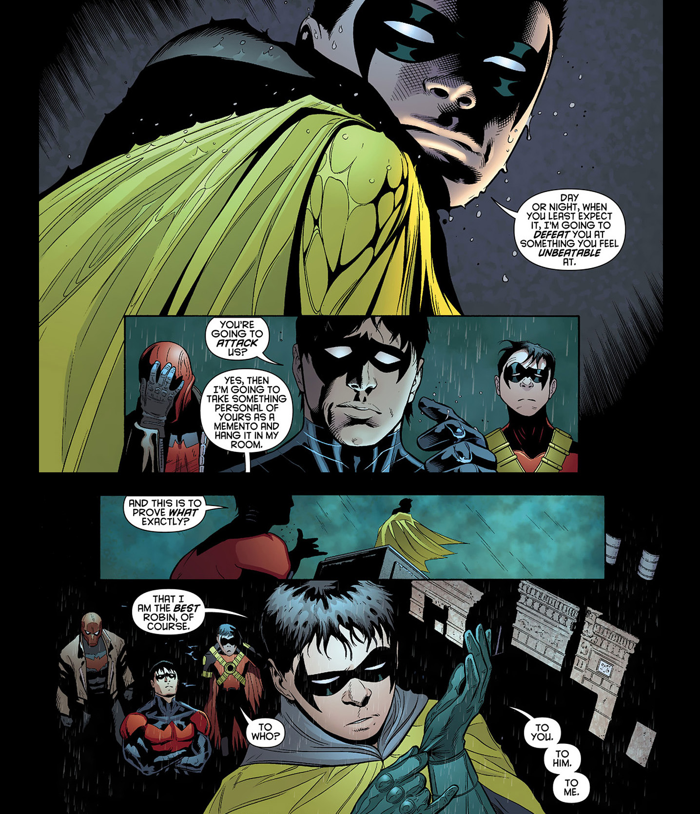 Best Robin