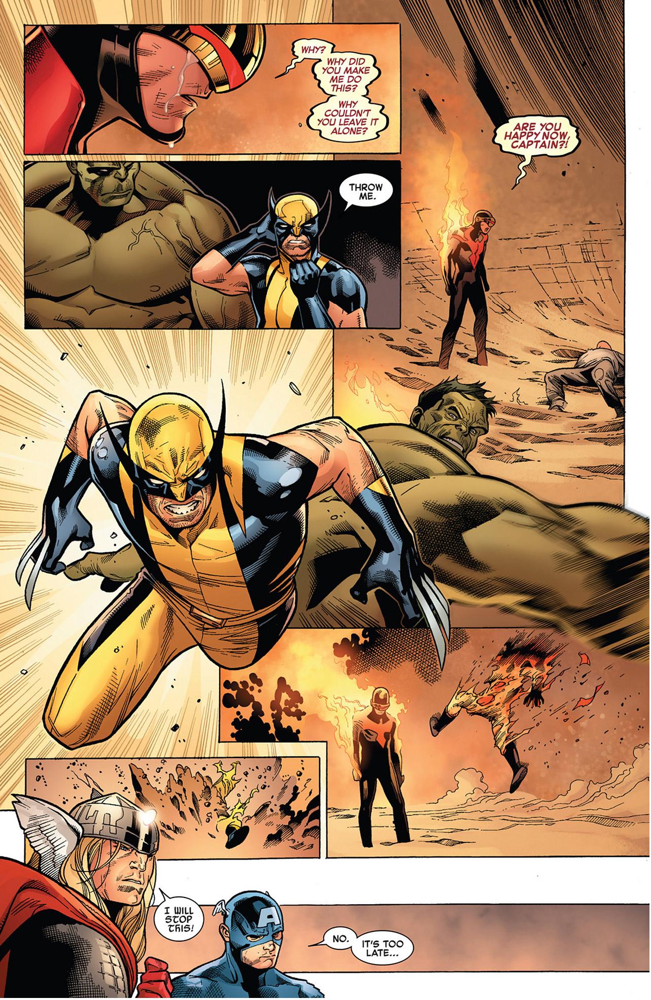cyclops goes dark phoenix