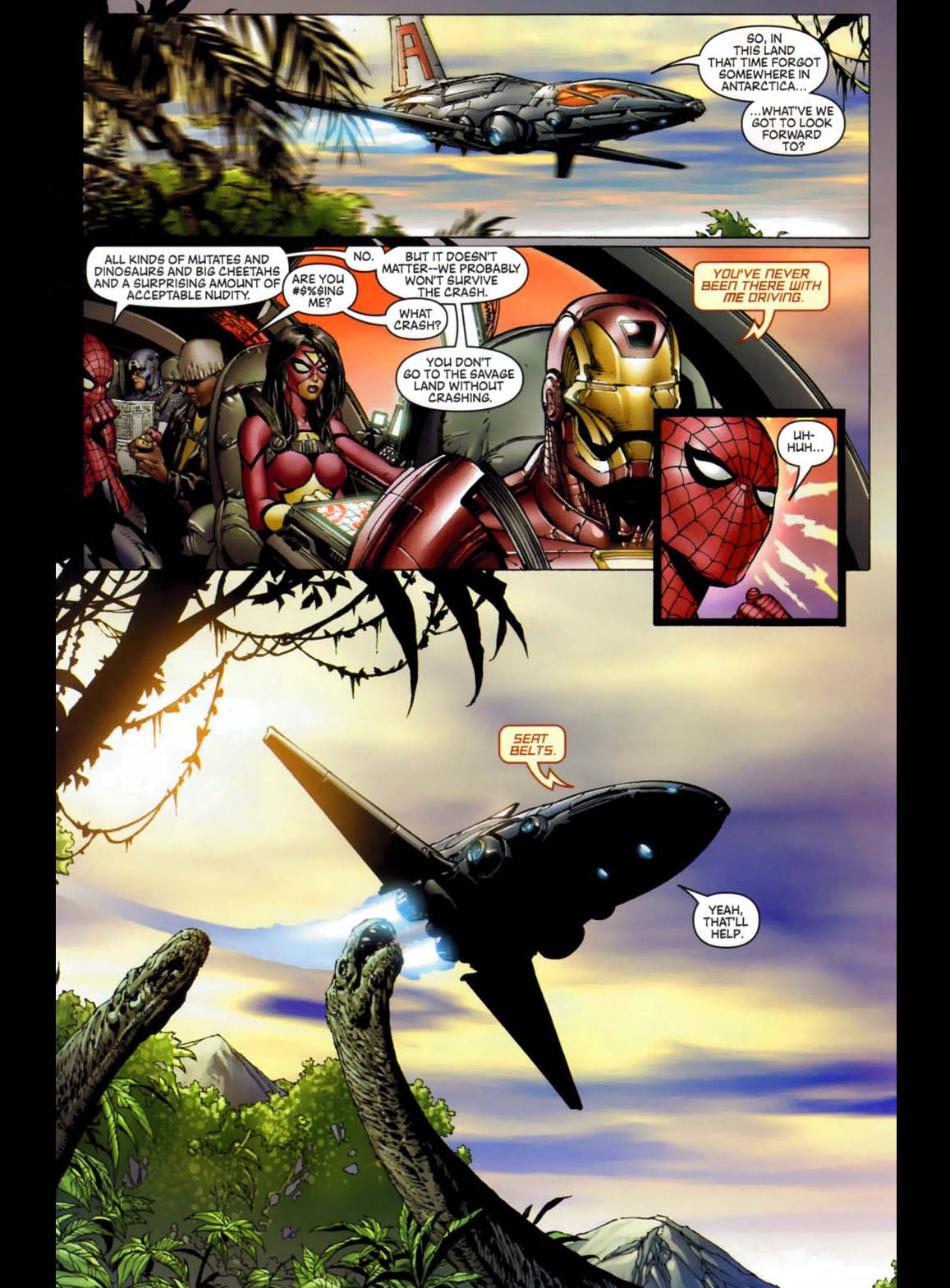 What To Expect In The Savage Land
