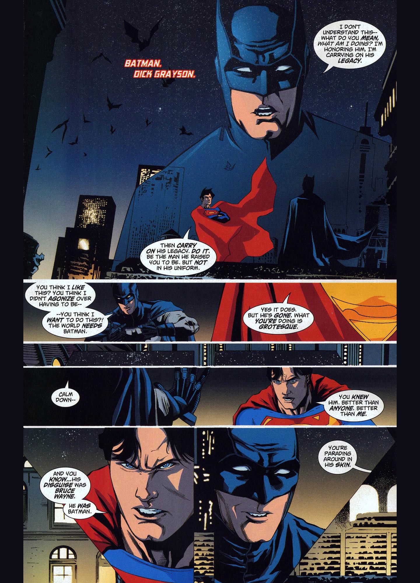 needs batman