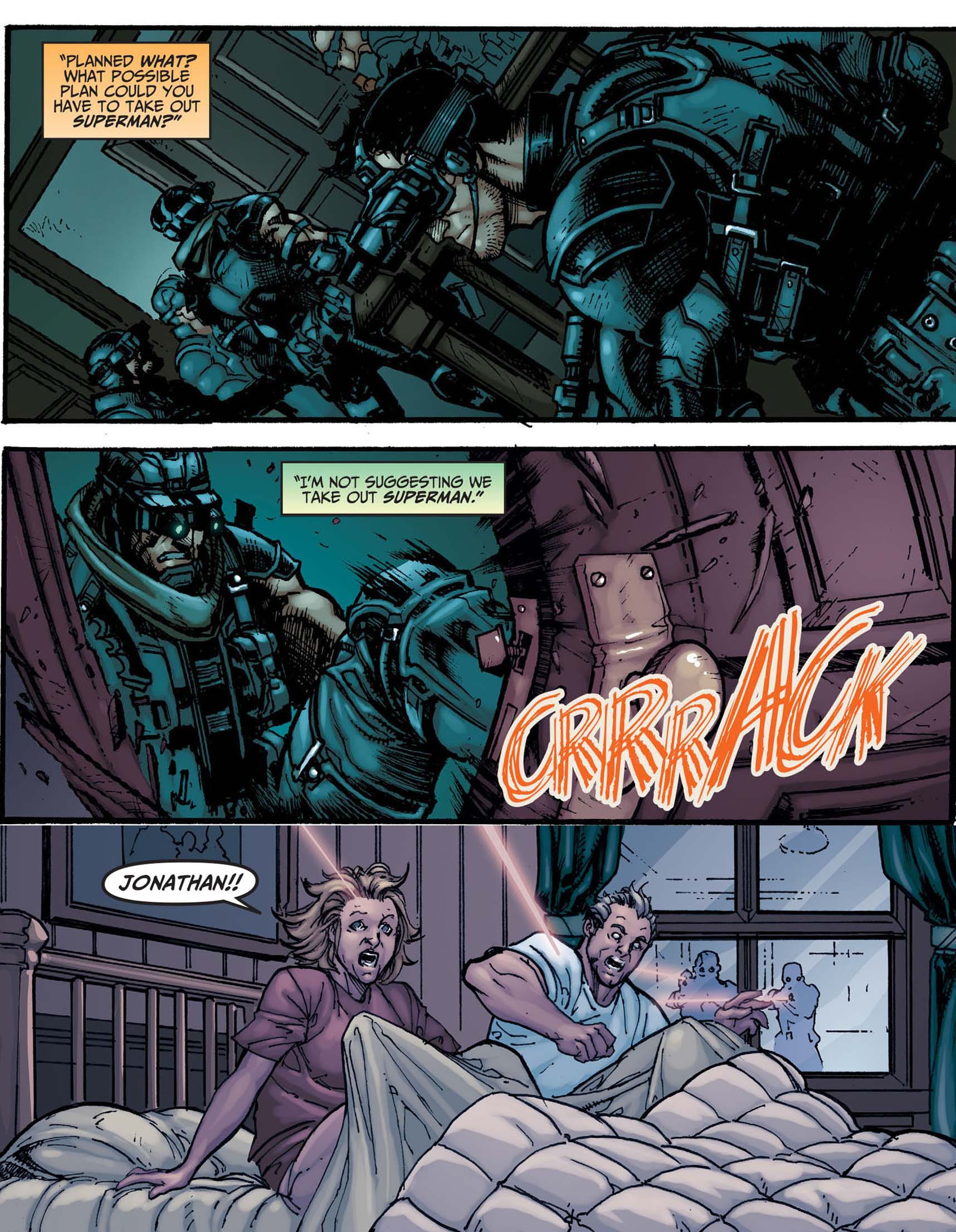 clark kent's weakness 2