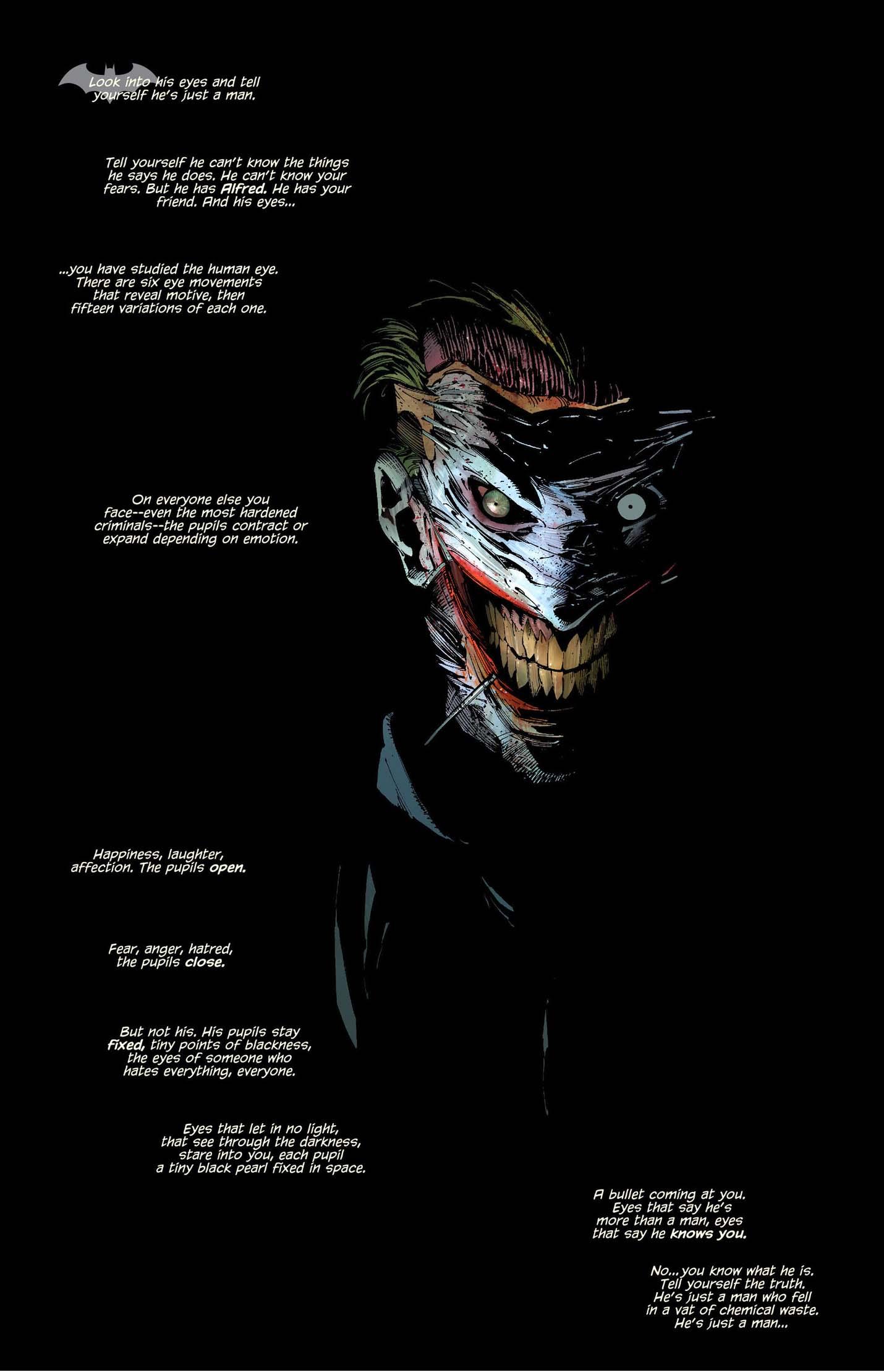 Joker Eye