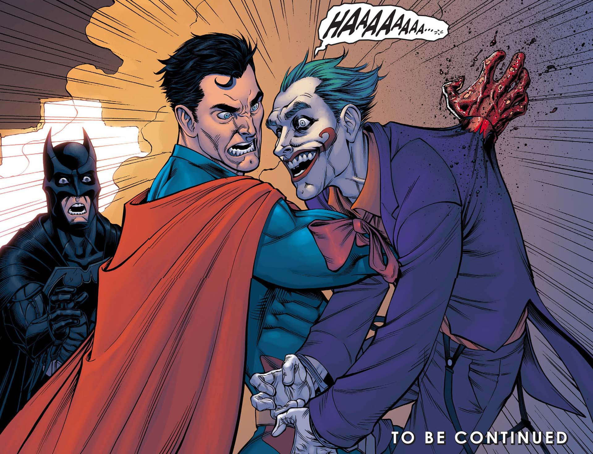 Turning Superman 3