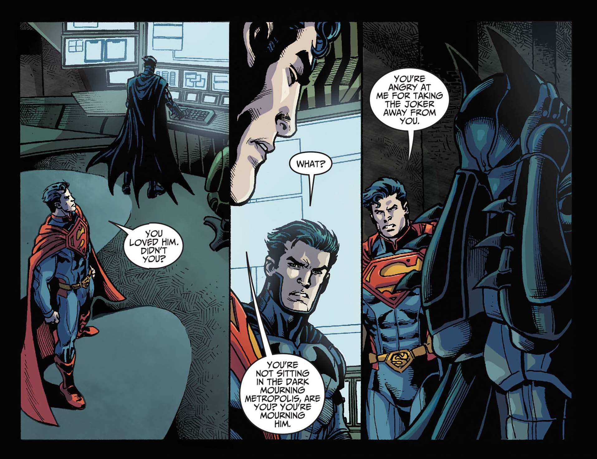 batman loves
