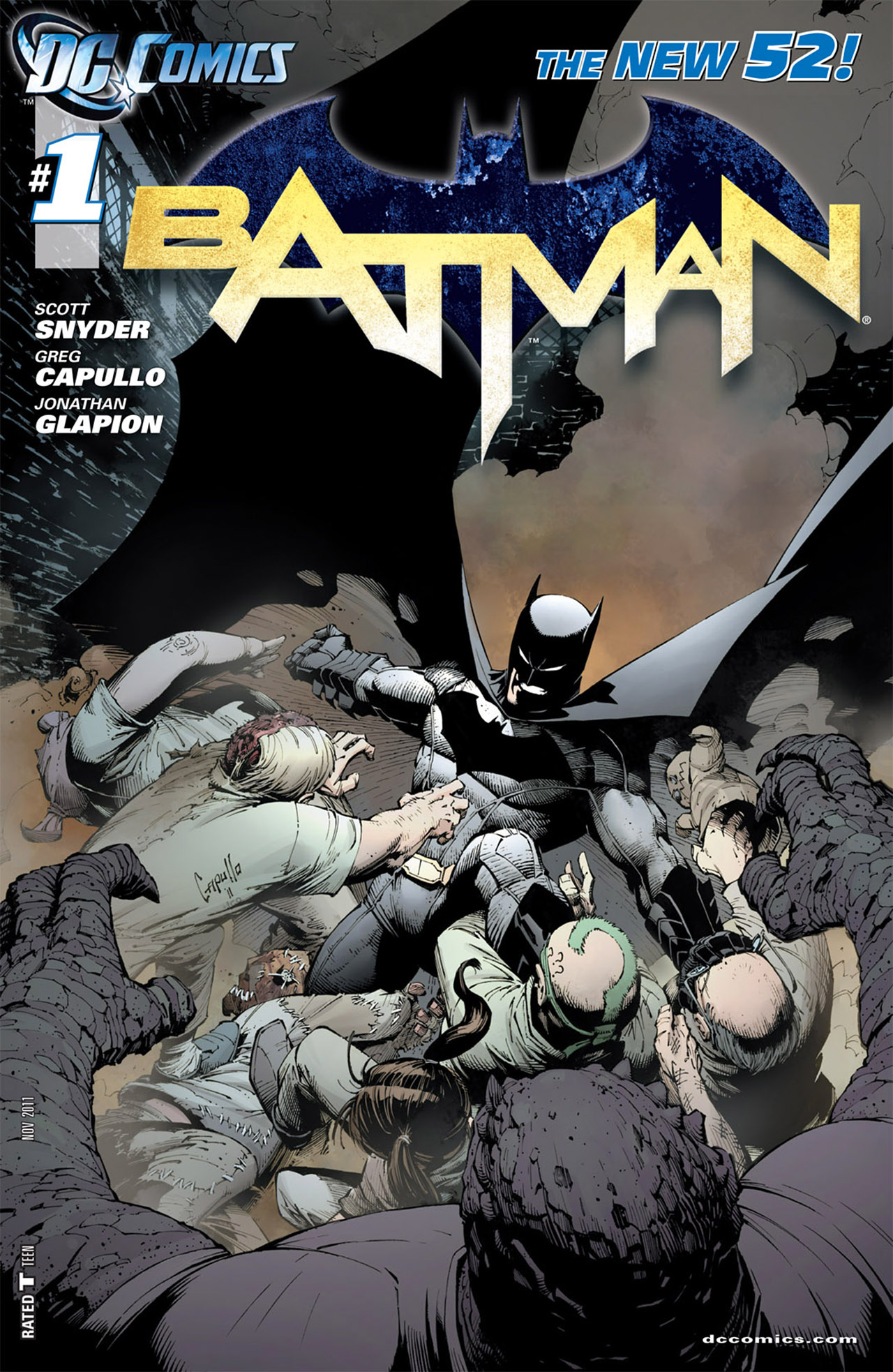 Batman Comic 1