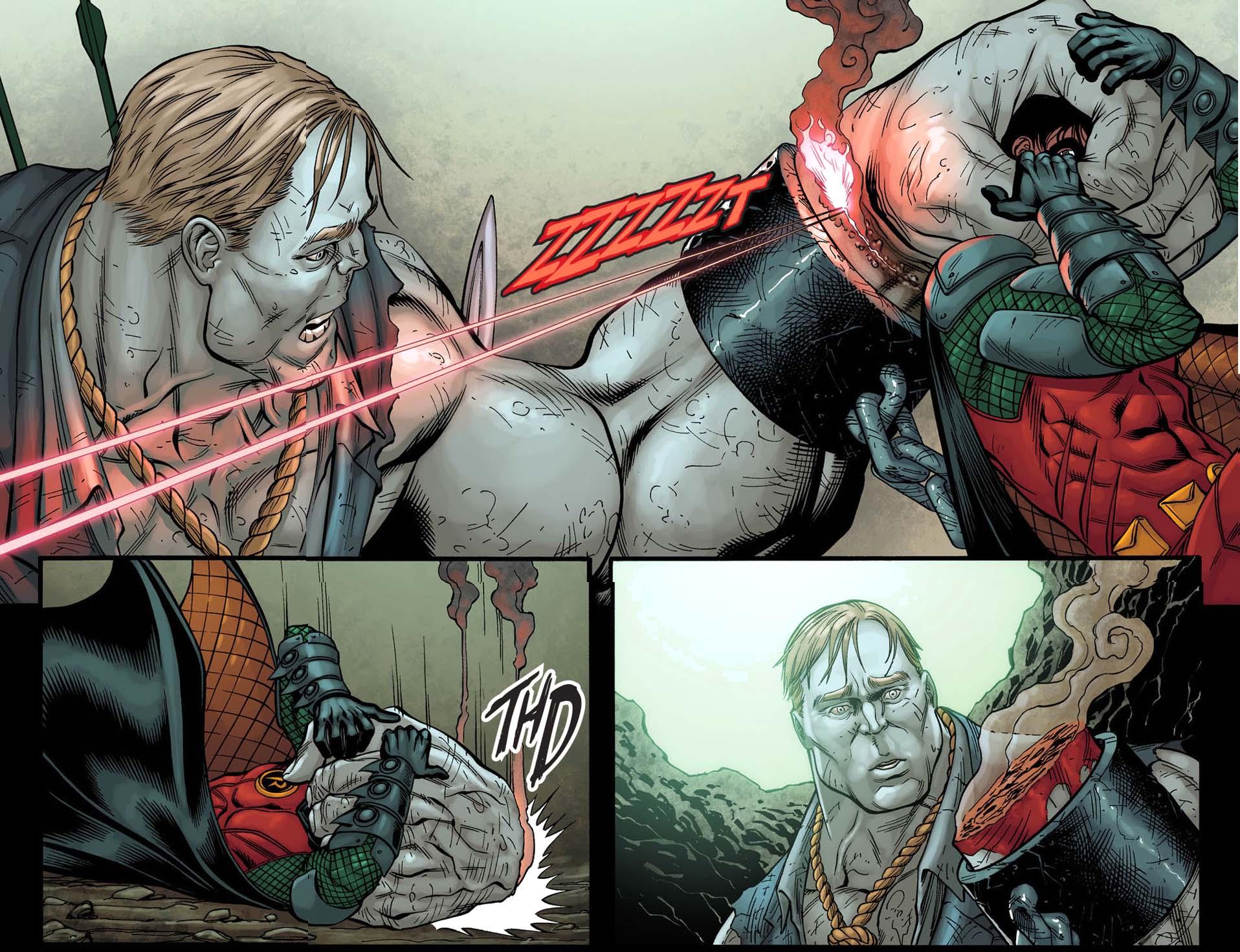 superman against undead 2