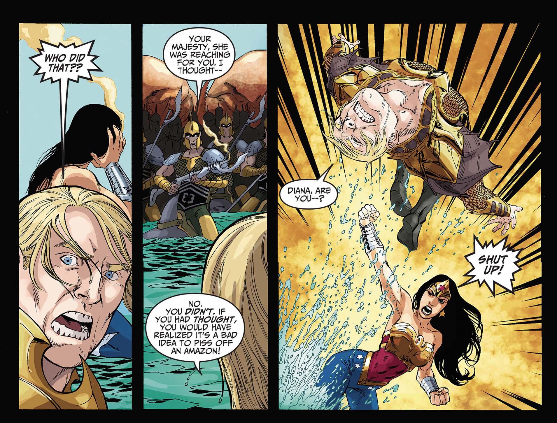 Wonder Woman Suckerpunch 2
