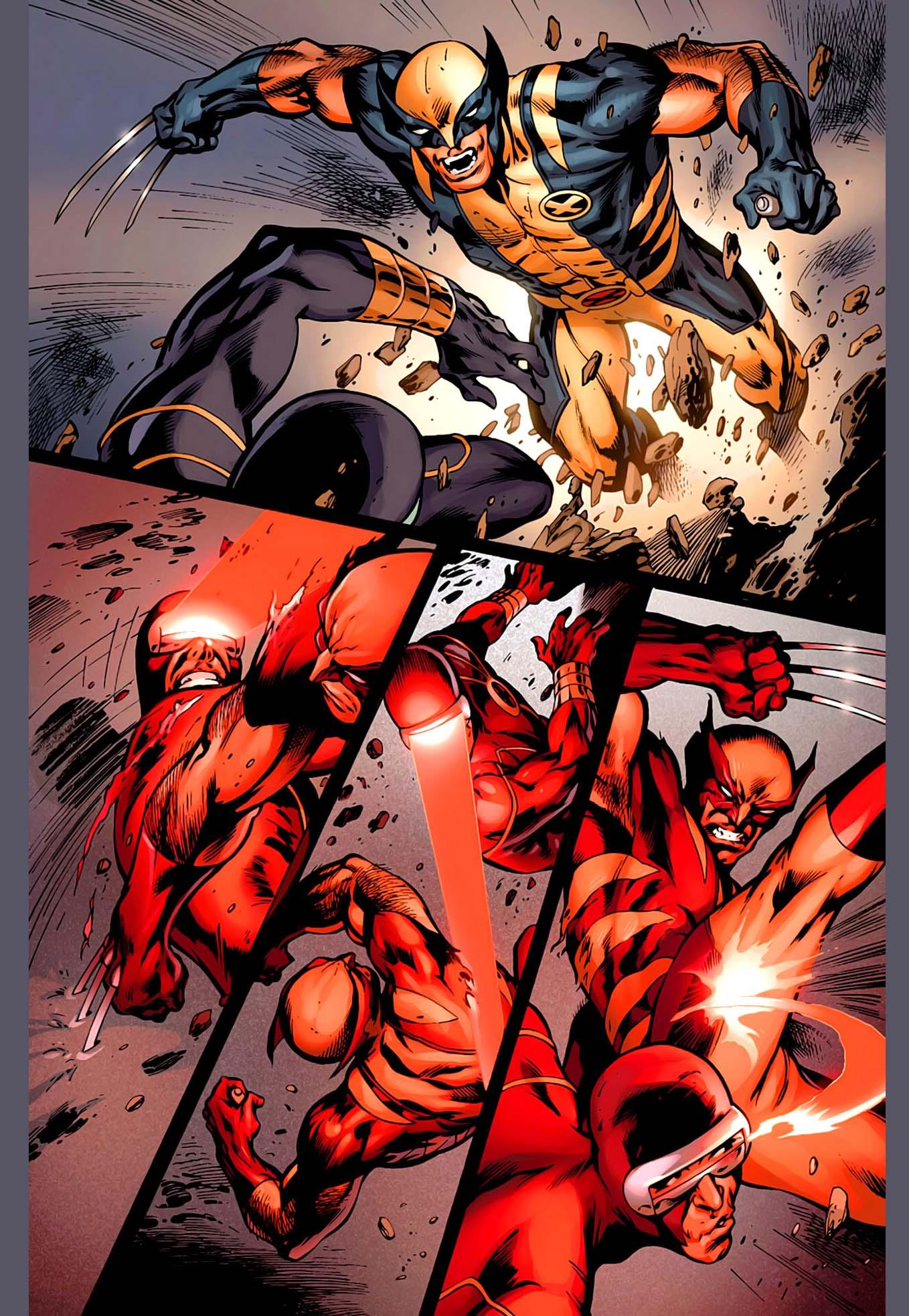 cyclops vs wolverine 3