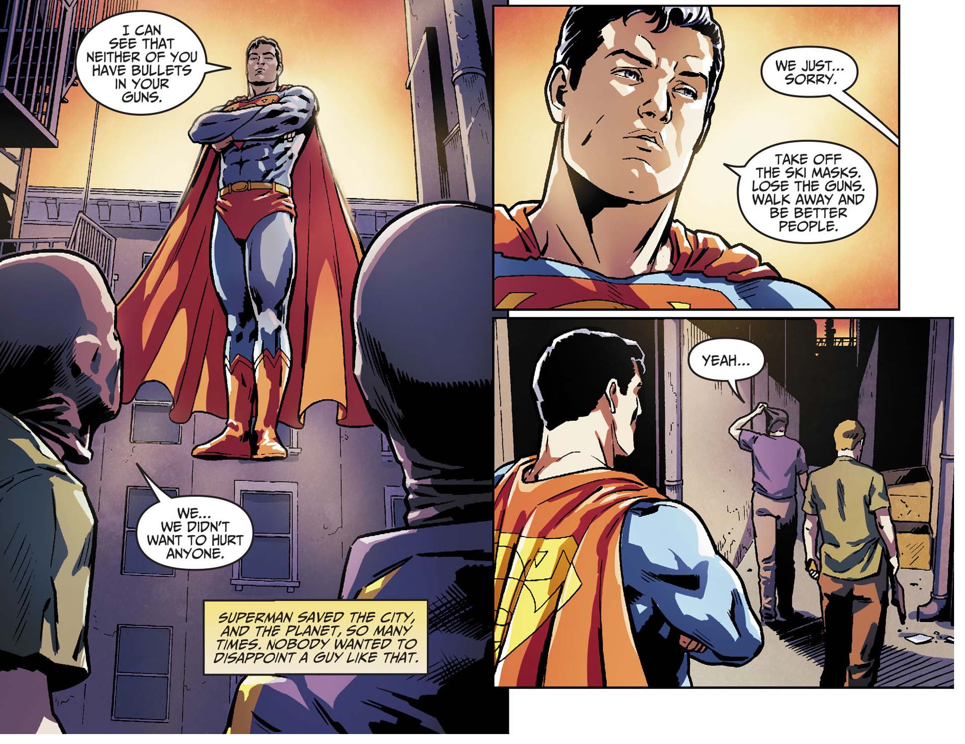 disappoint superman 2
