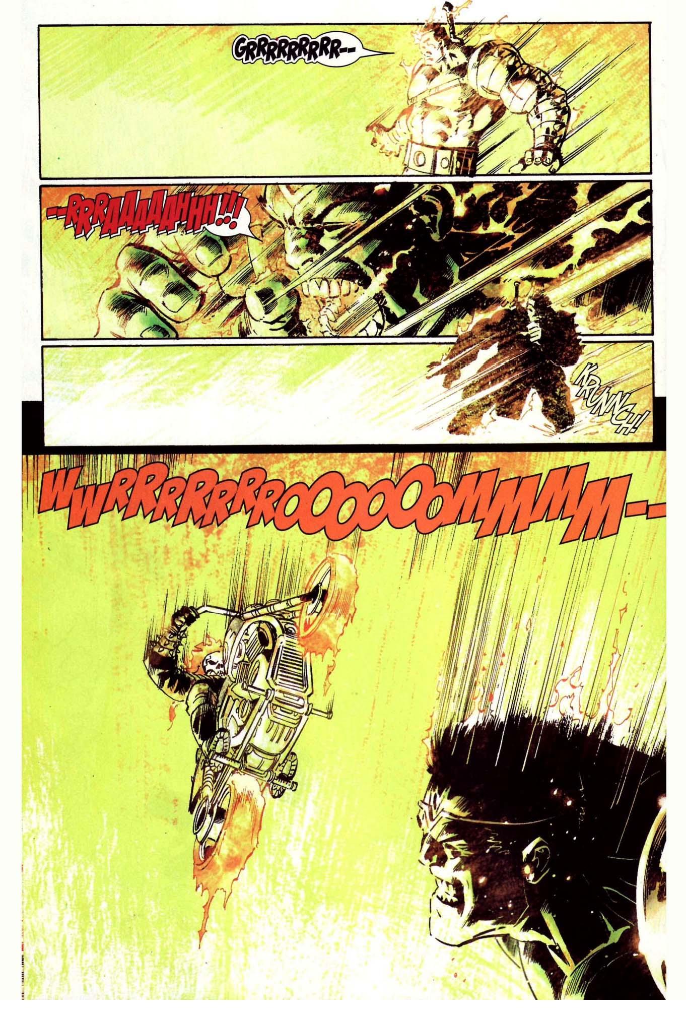 ghostrider vs hulk 3