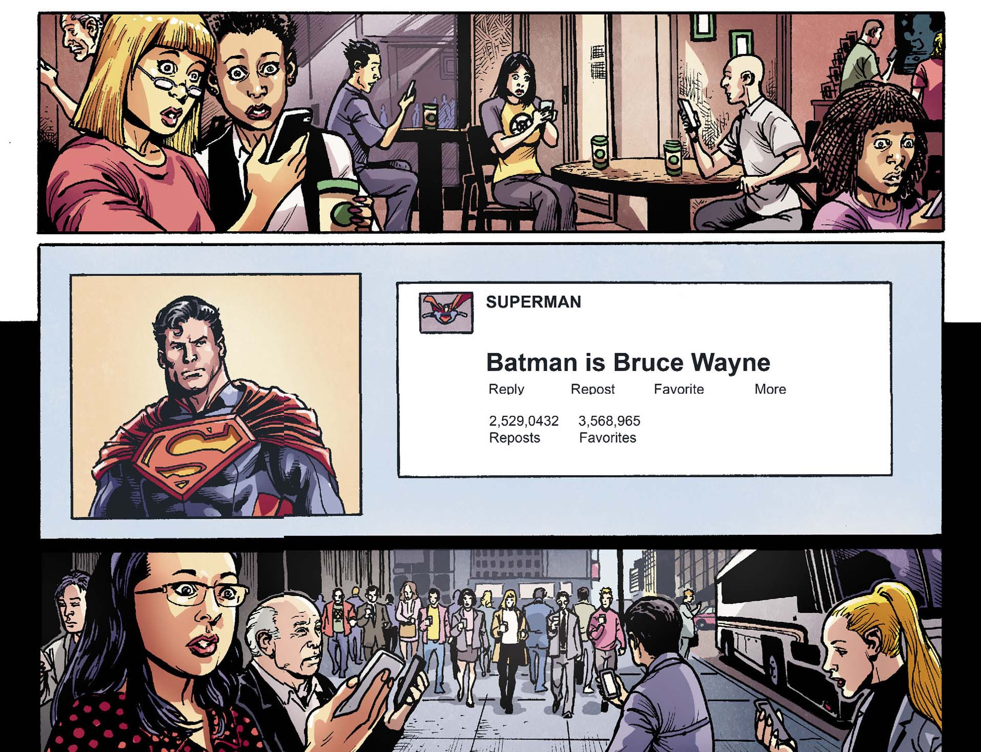 superman tweets 2