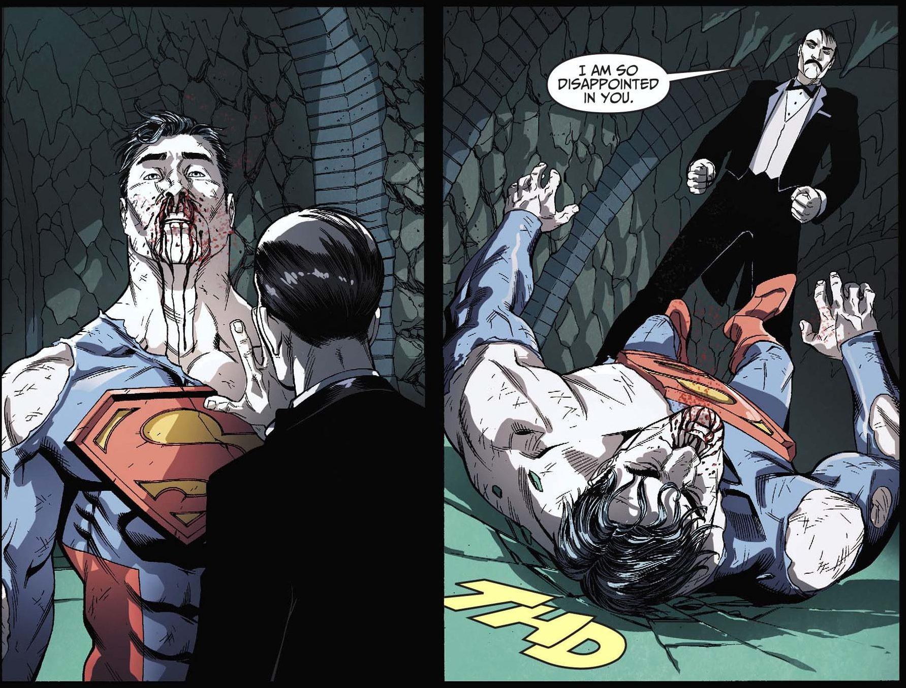 alfred pennyworth vs superman 3