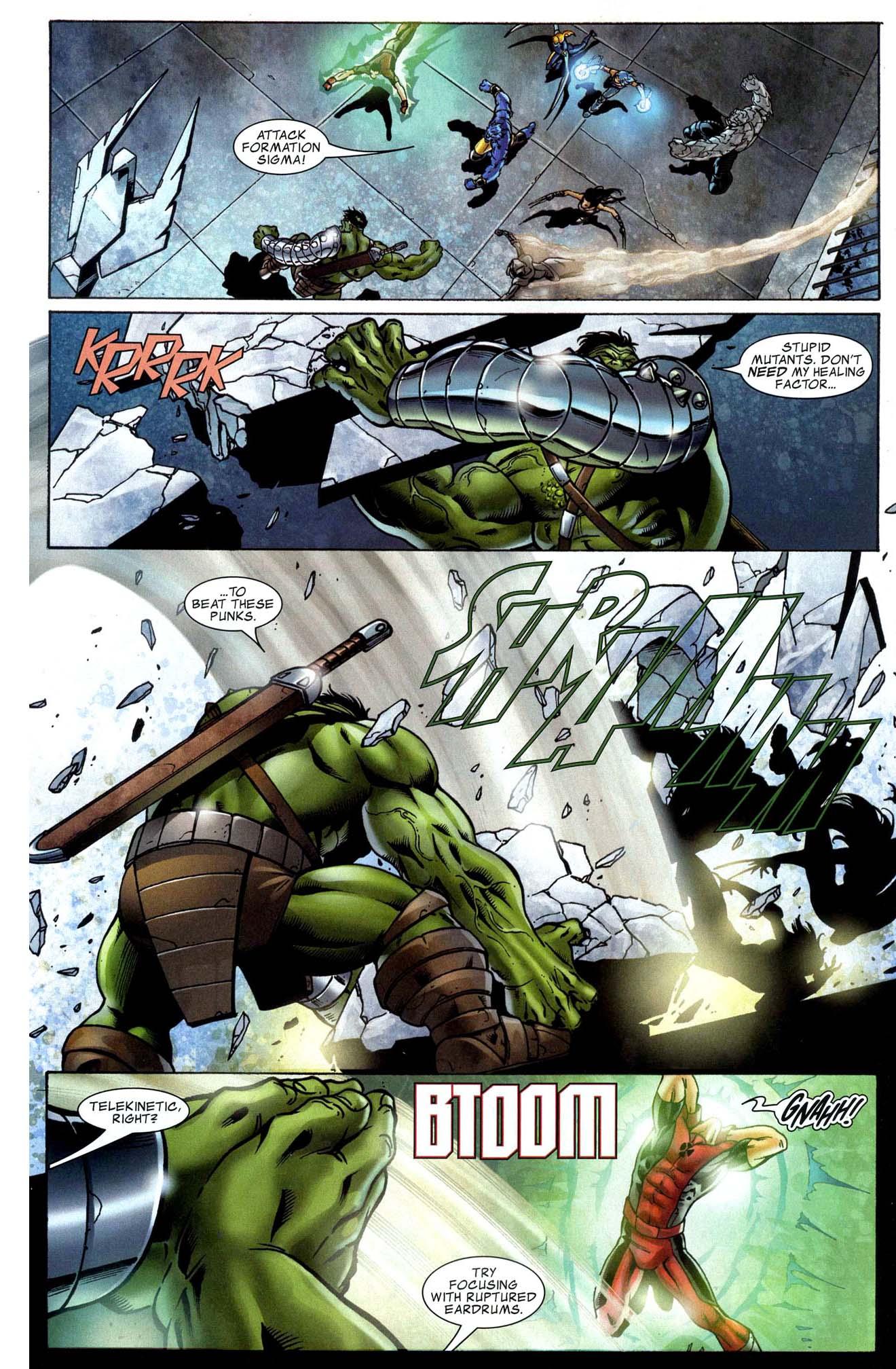 hellion vs the hulk