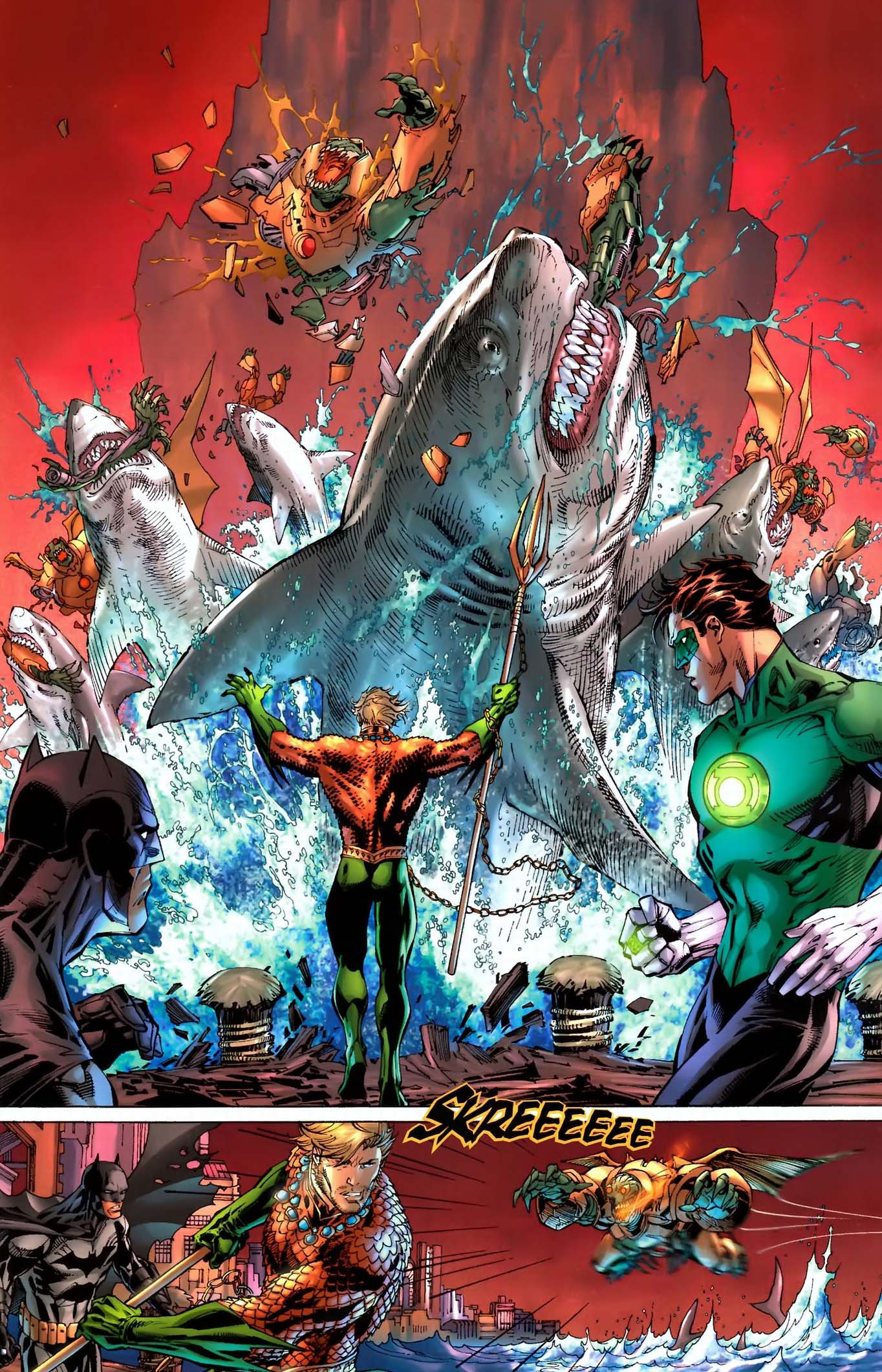 what aquaman can do 2