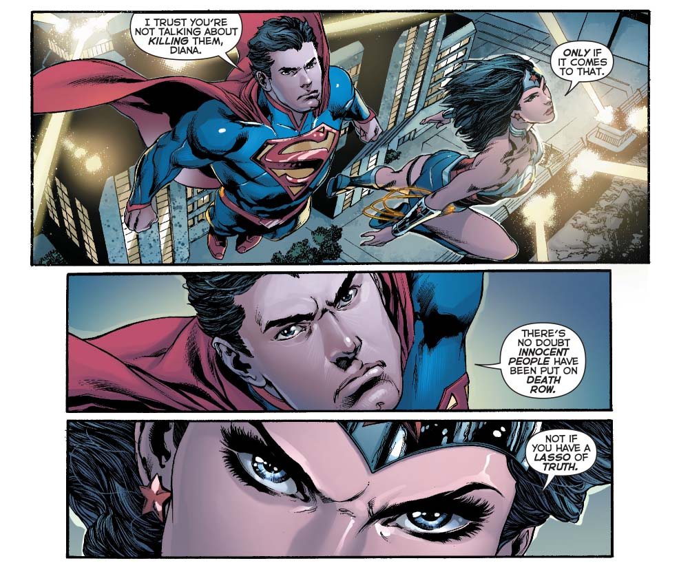 why wonder woman doesn't have cool villains 2