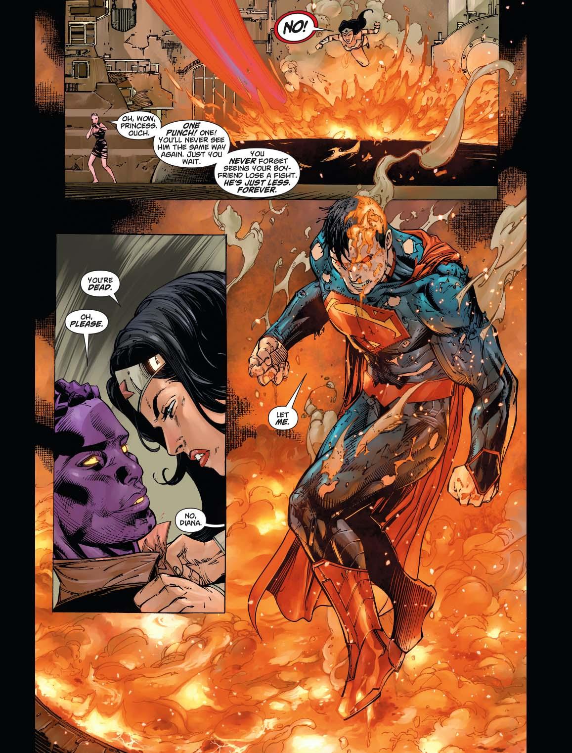 superman vs apollo