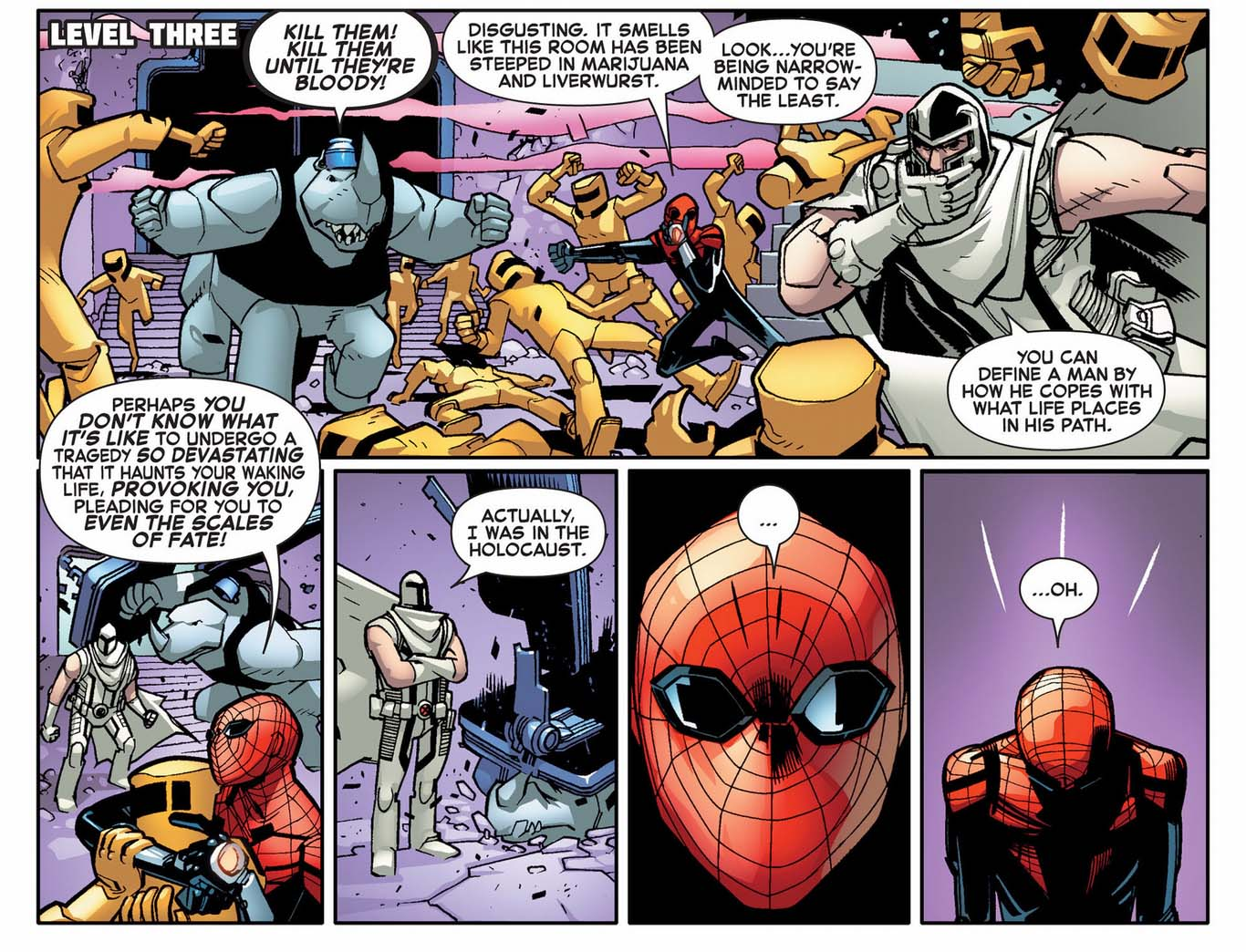 What Superior Spider-Man Didn't Know About Magneto