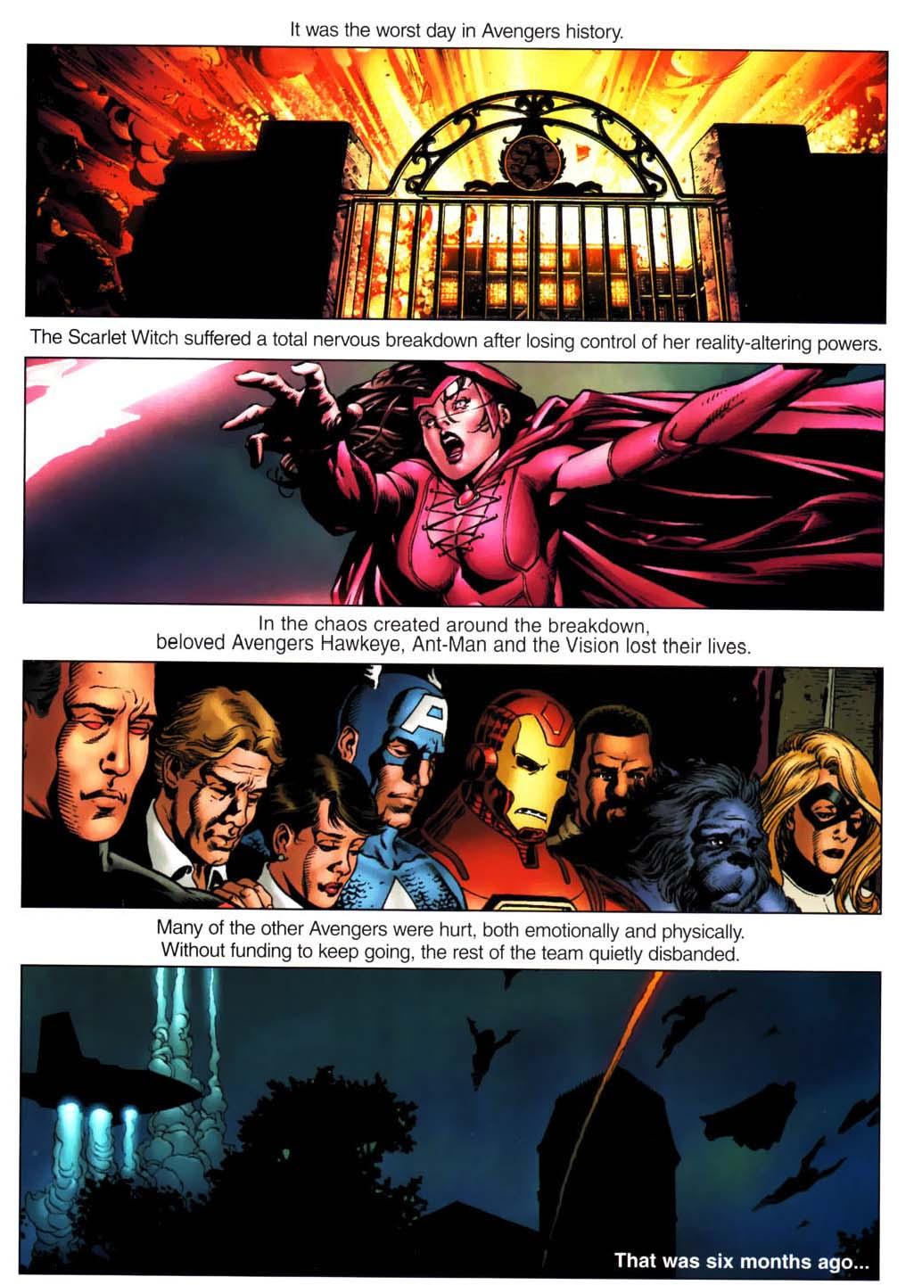 new avengers intro