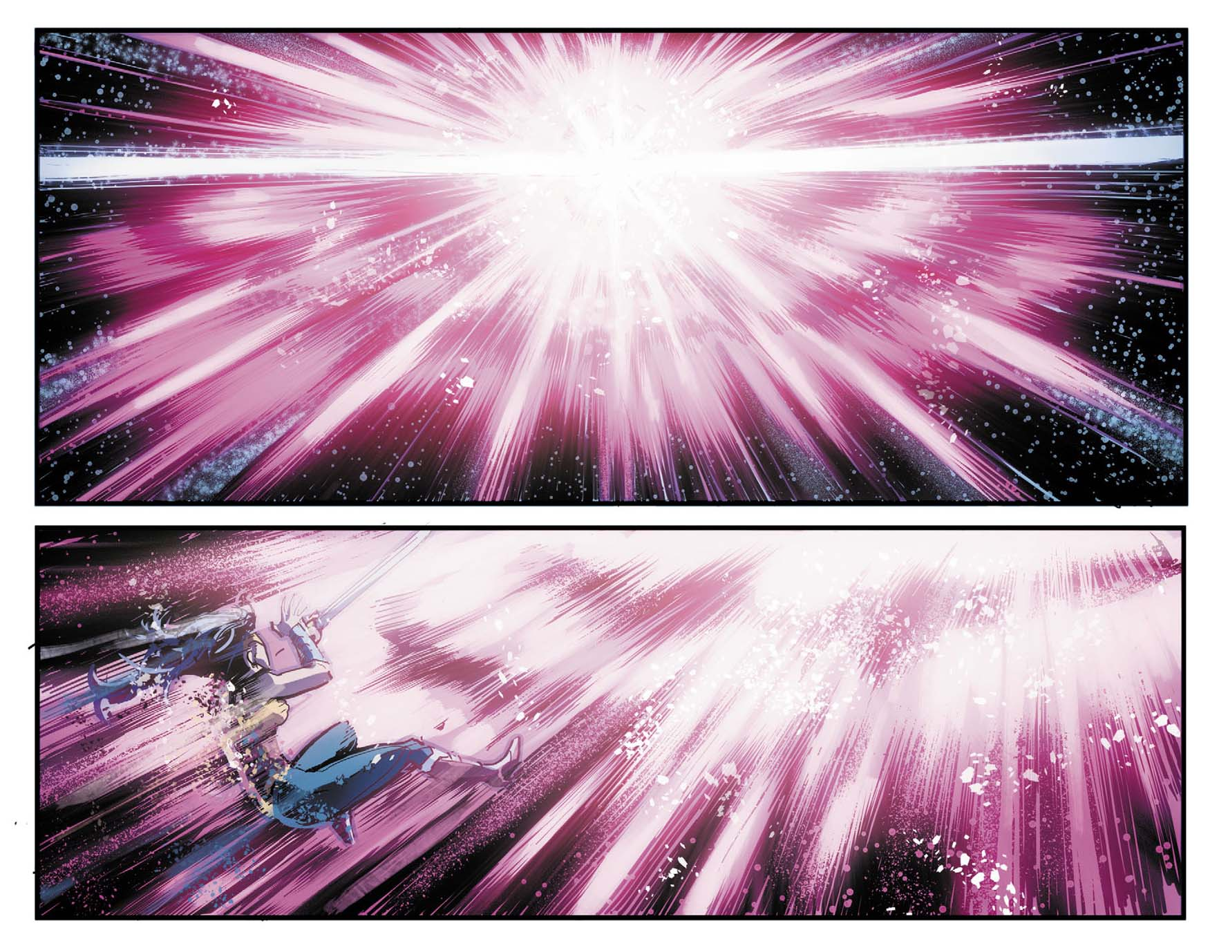 captain atom takes out superman and wonder woman 4