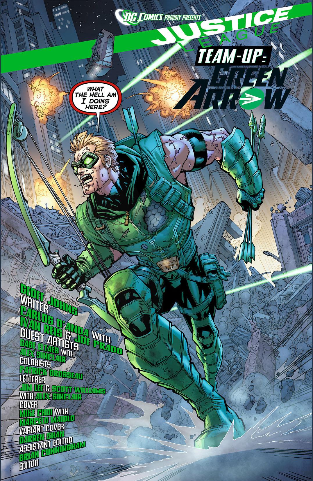 green arrow (new 52)