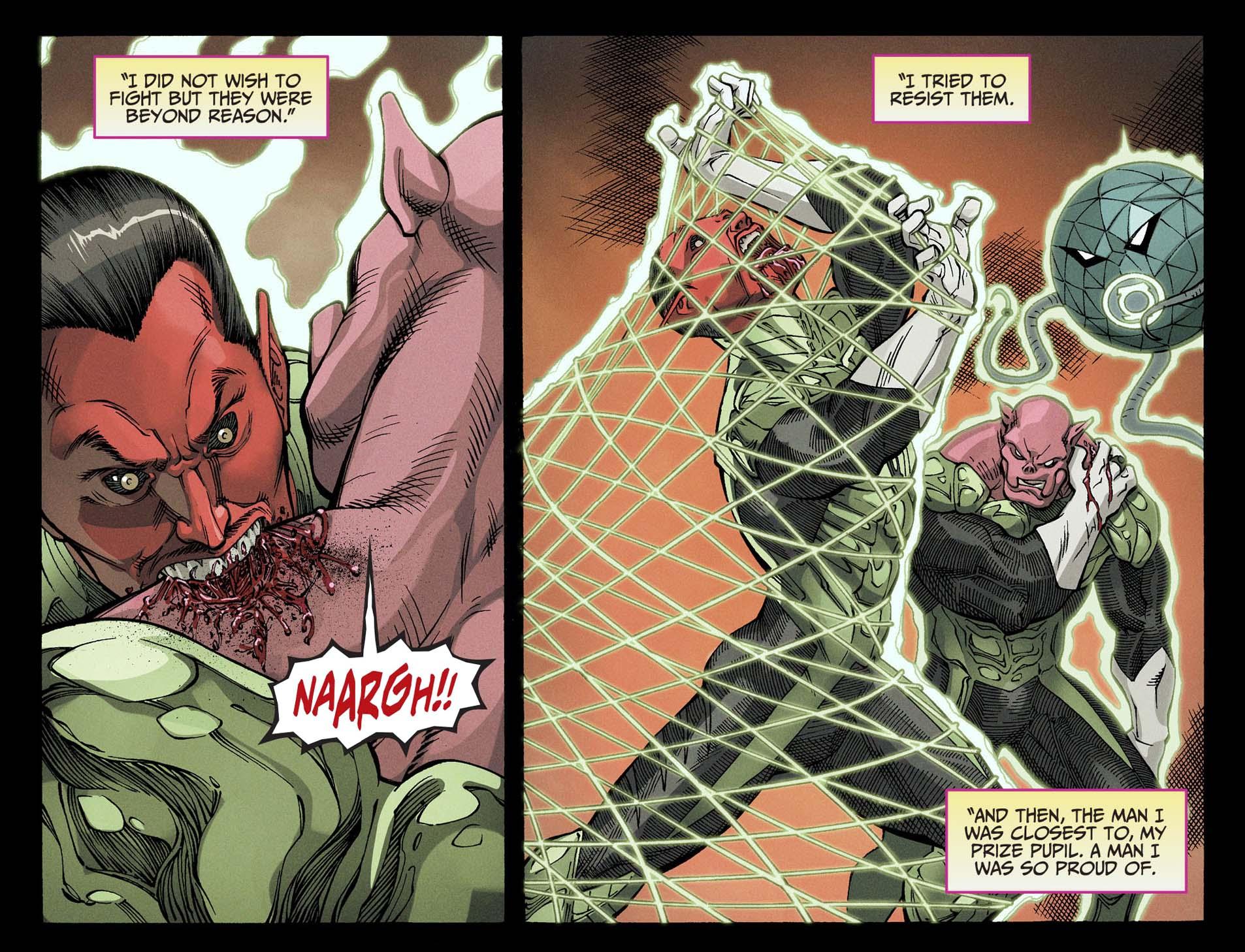 green lantern corps arrests sinestro 3