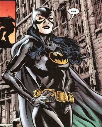 helena bertinelli as batgirl