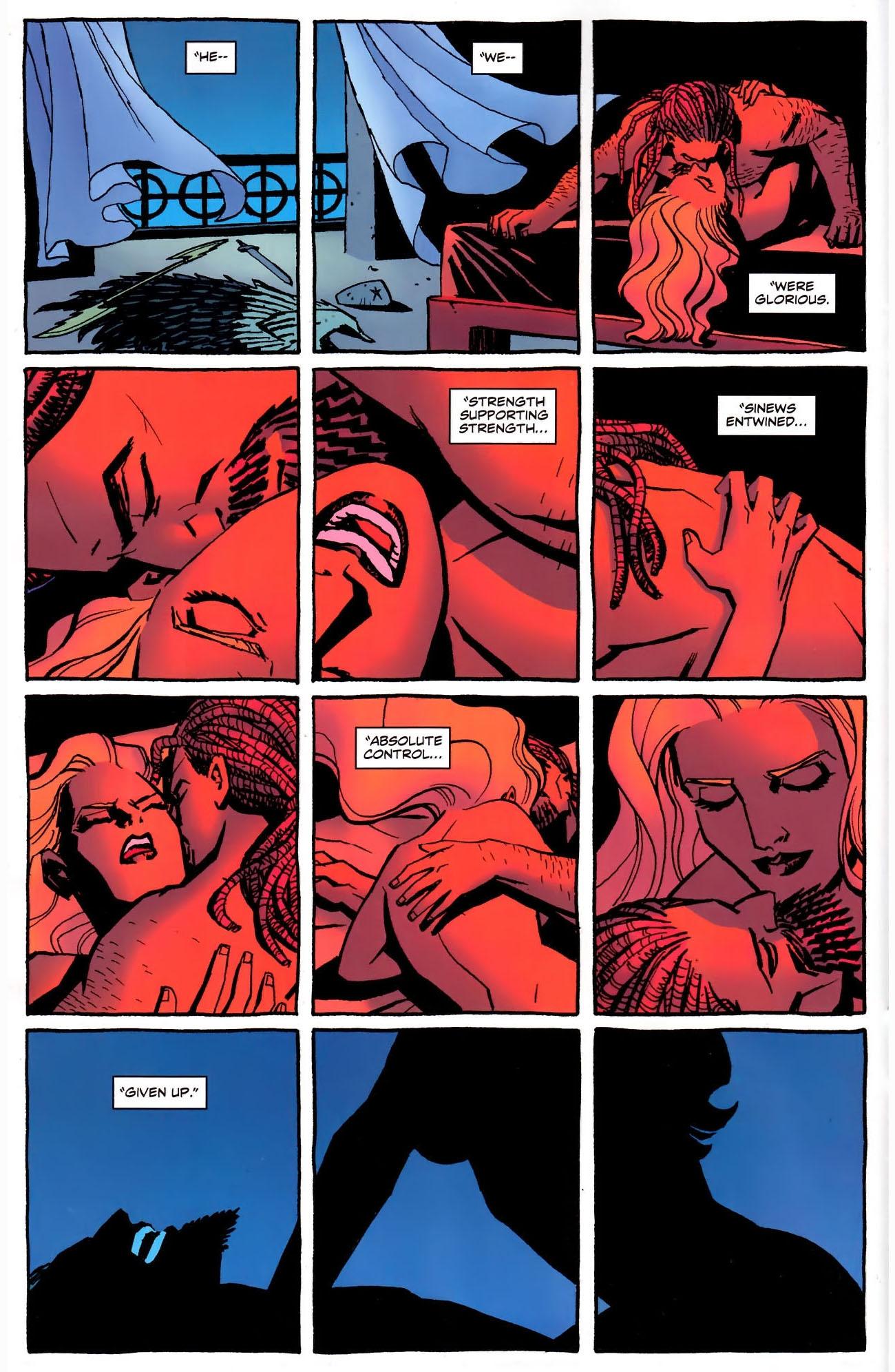 Wonder Woman's New 52 Origin Story 3