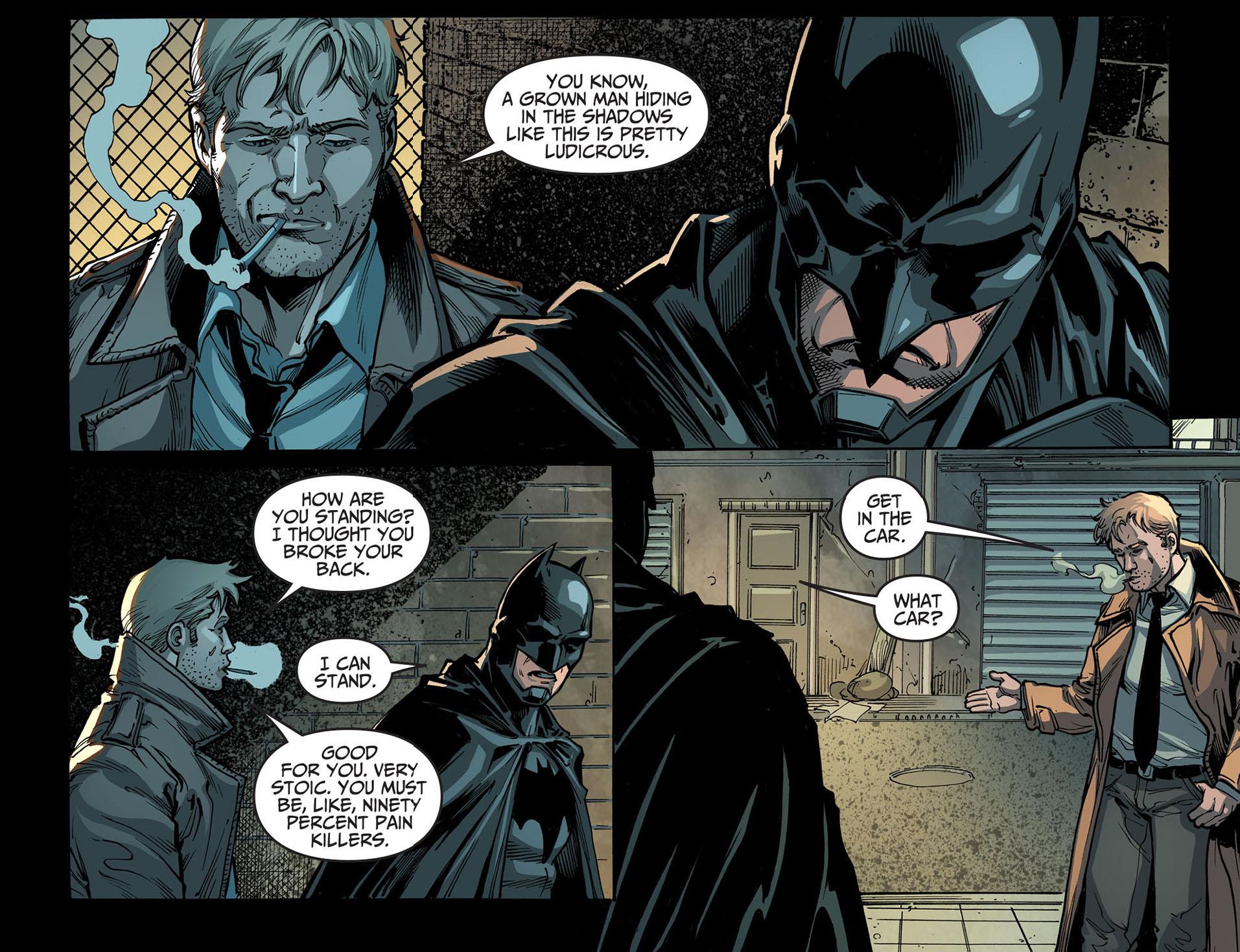 batman meets john constantine 2