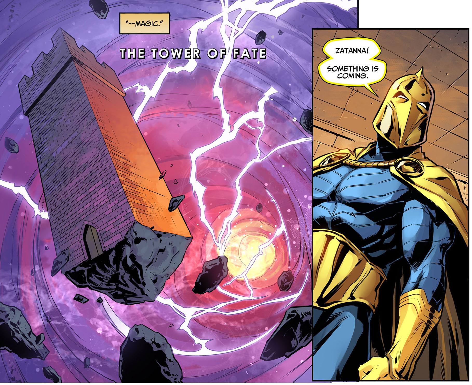 doctor fate (injustice)