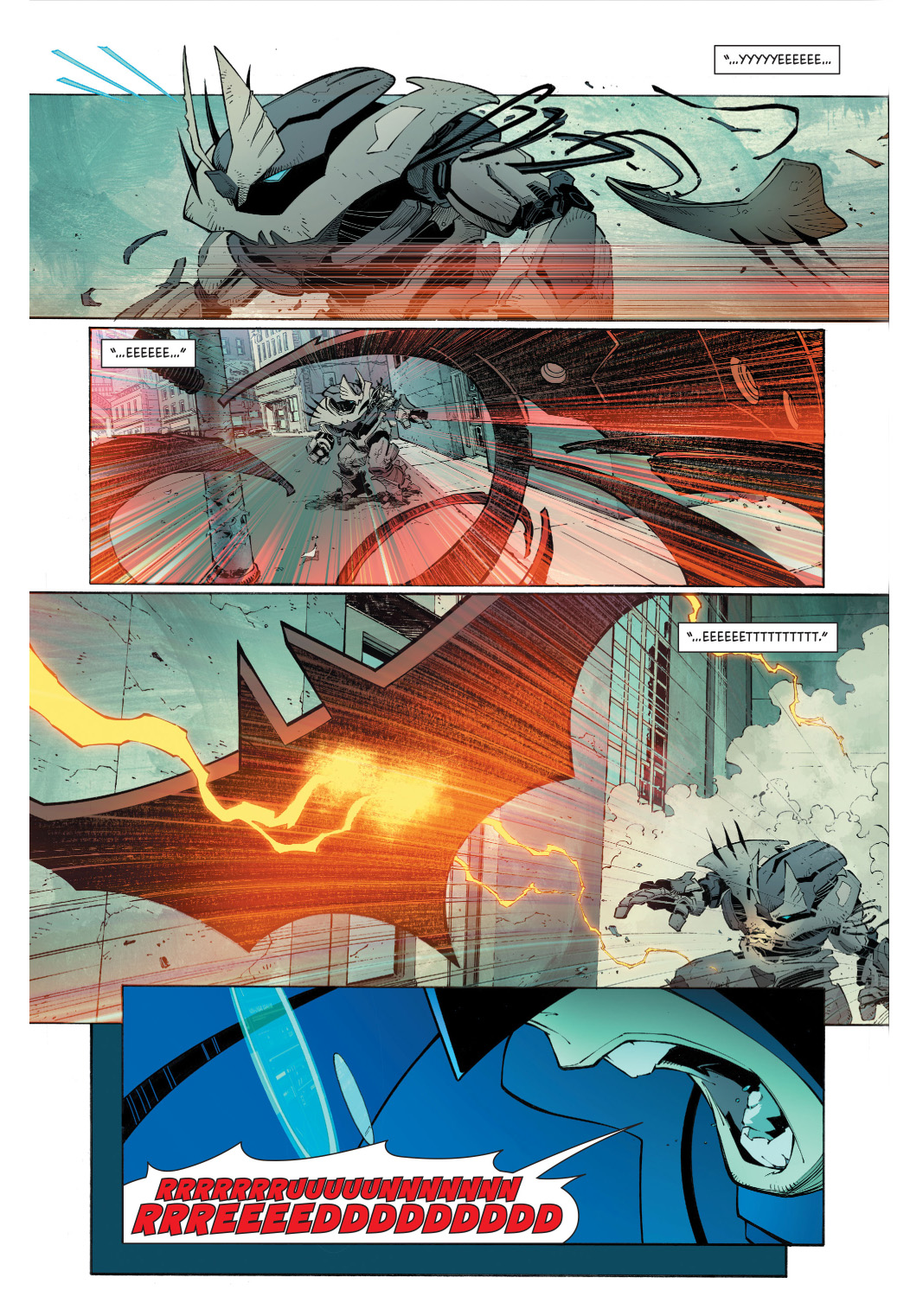 Batman's Justice Buster Suit VS The Flash