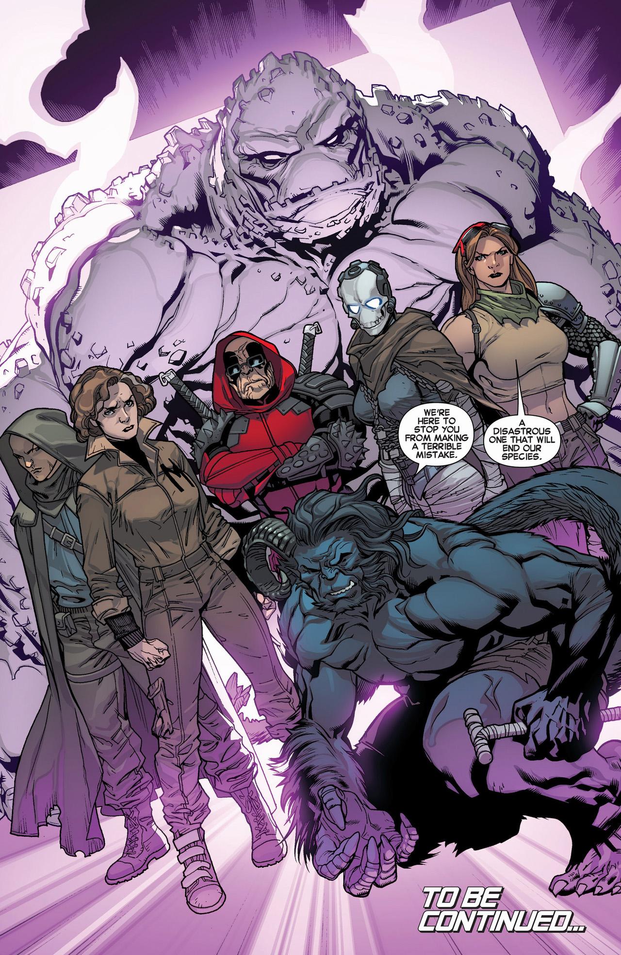 future x-men arrives in jean grey school
