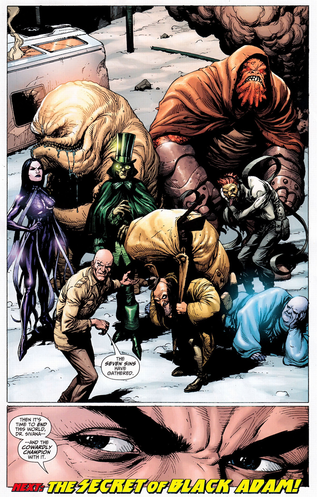 the seven sins (new 52)