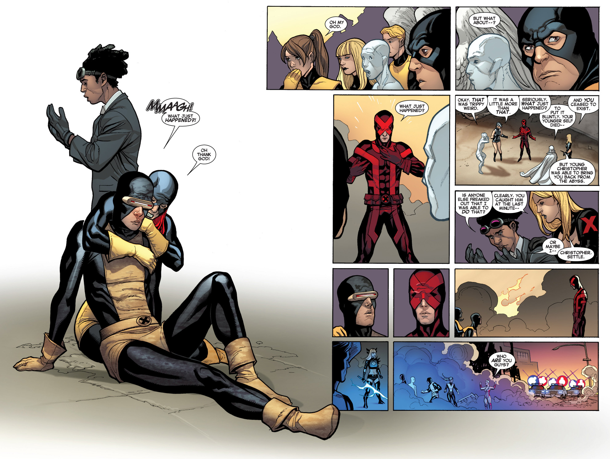 What Happens If Original 5 Cyclops Dies