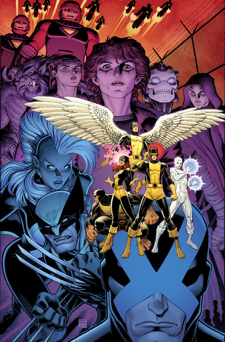 X-Men Battle of the Atom cover