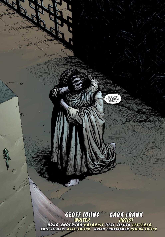 black adam's origin story (new 52)