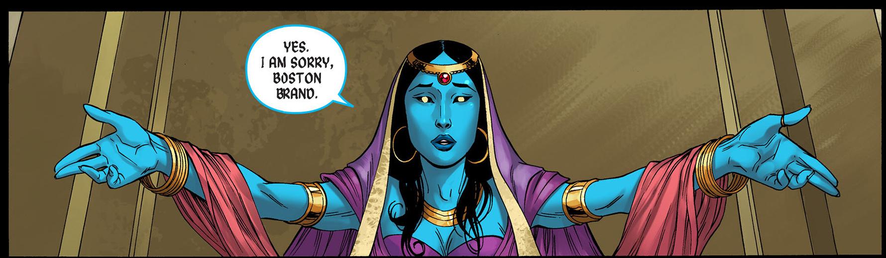rama kushna (injustice gods among us)