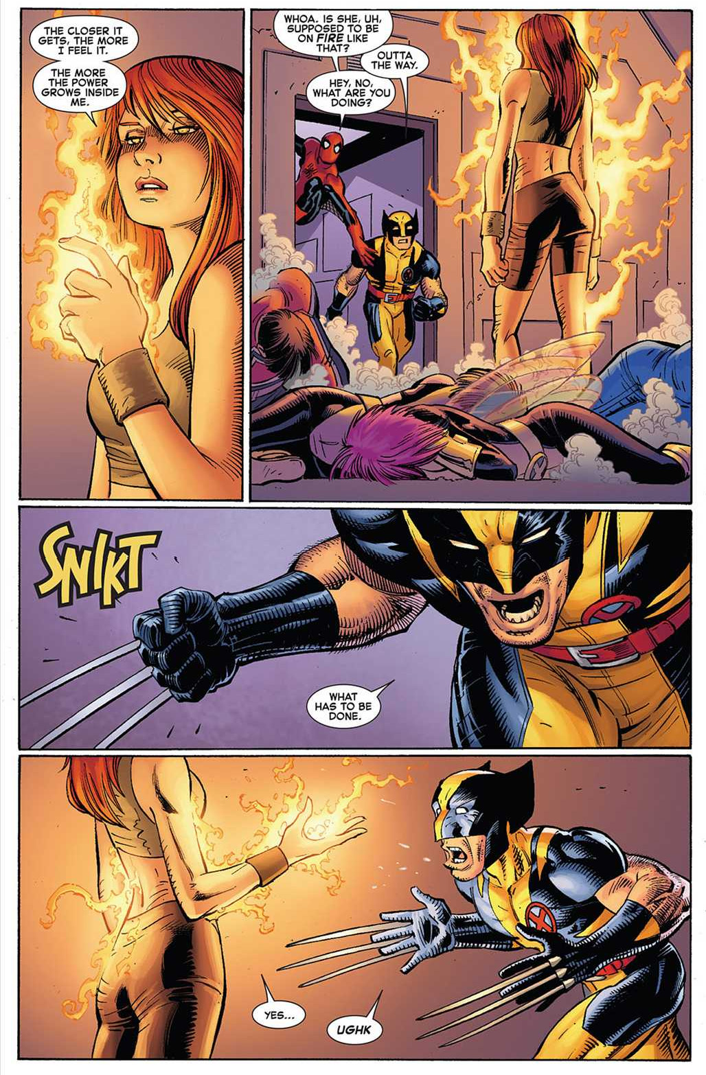 wolverine tries to kill hope summers