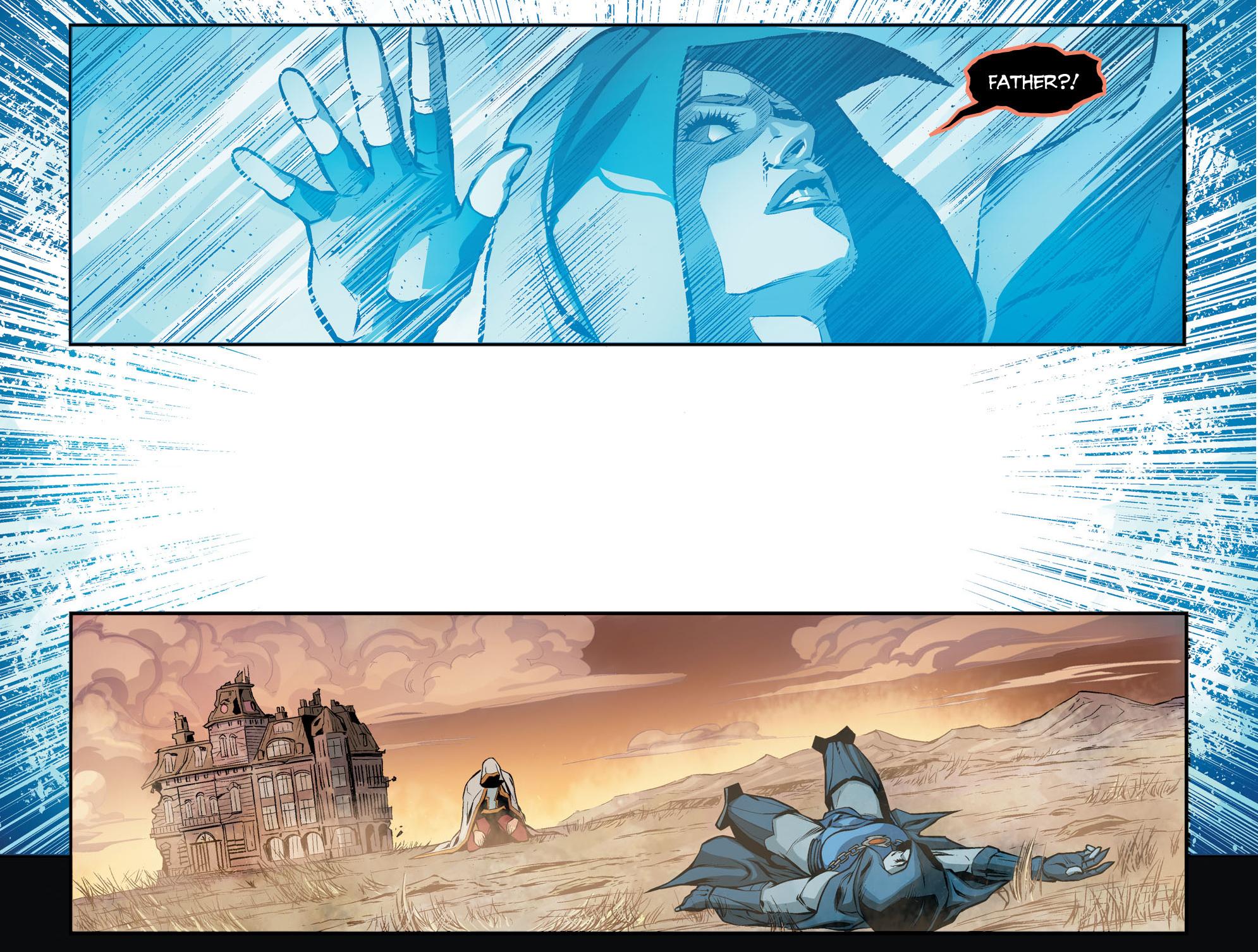 shazam and doctor fate banishes trigon and mister mxyzptlk