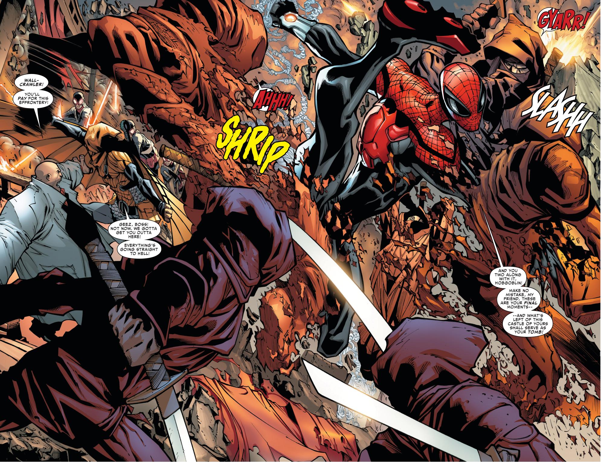 superior spider-man attacks shadowland