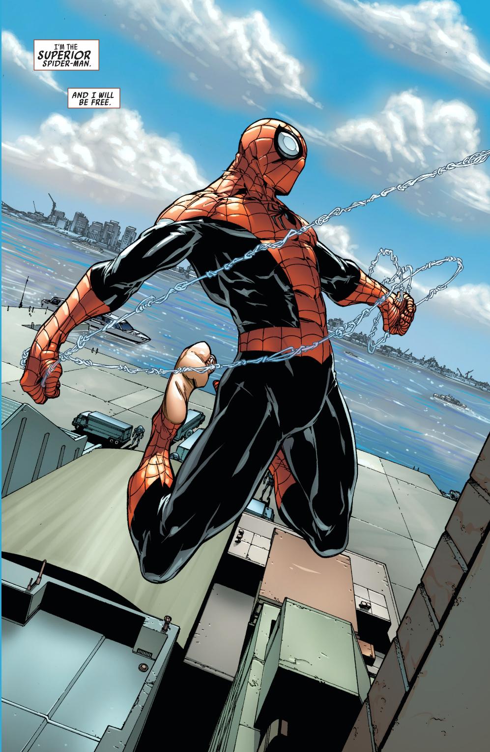 superior spider-man issue 11
