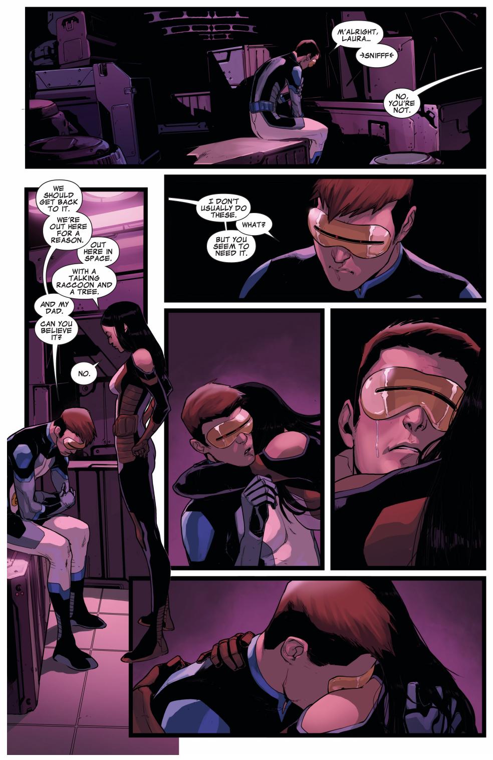 x-23 hugs original 5 cyclops