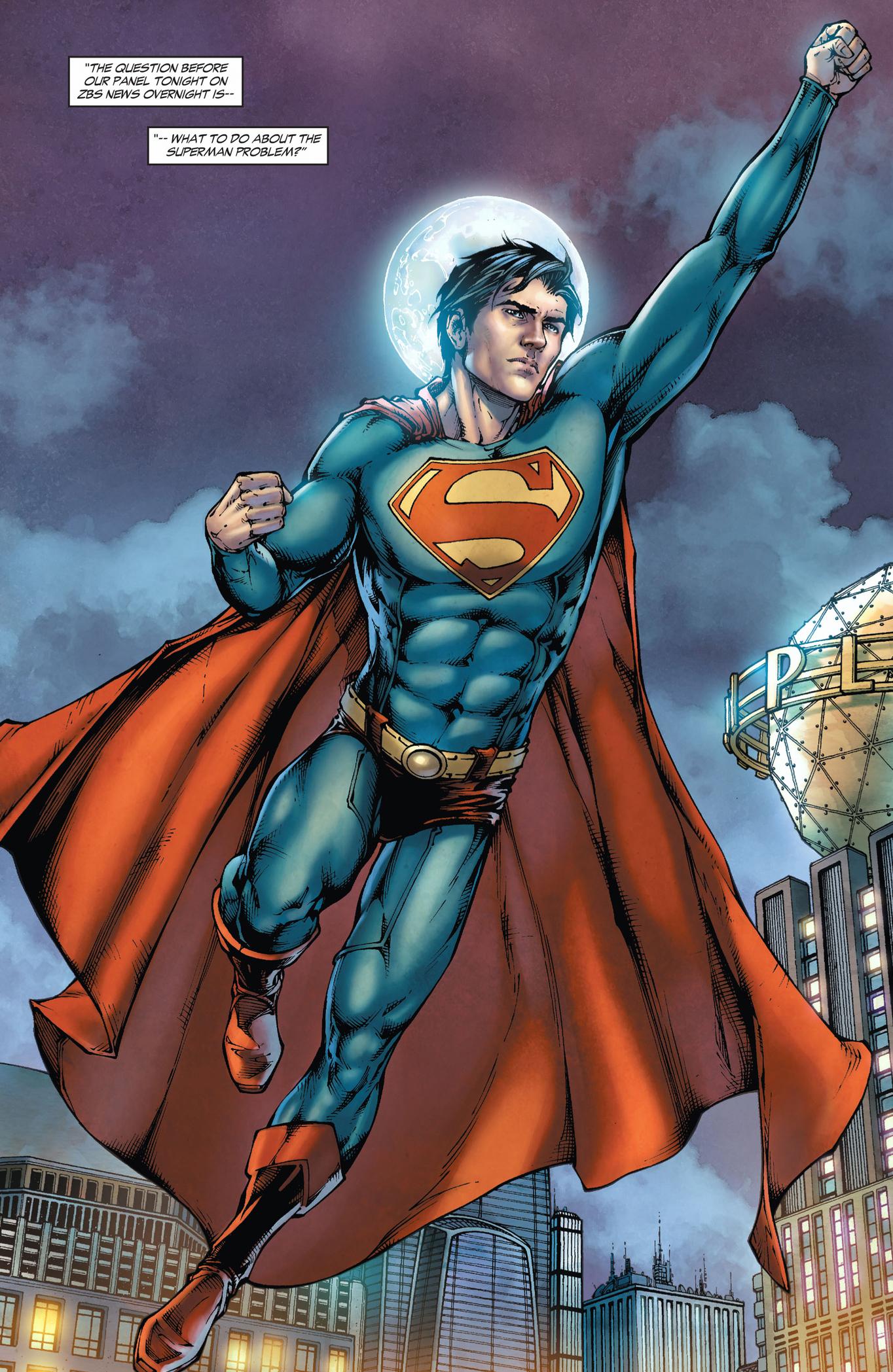 superman earth 1 volume 2