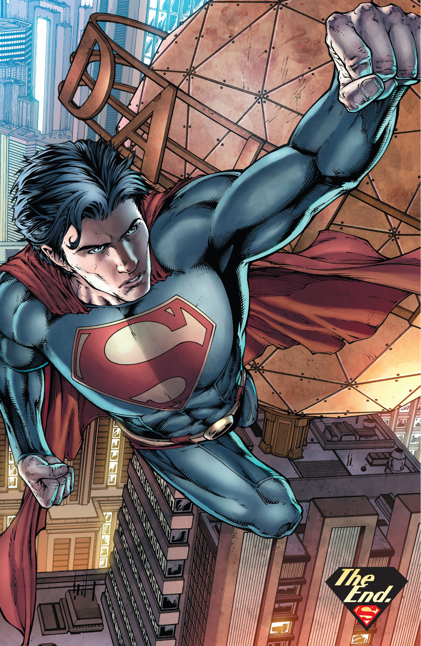 superman (earth 1 volume 1)
