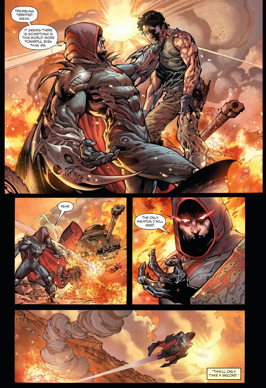zod arrives on earth (earth 1)