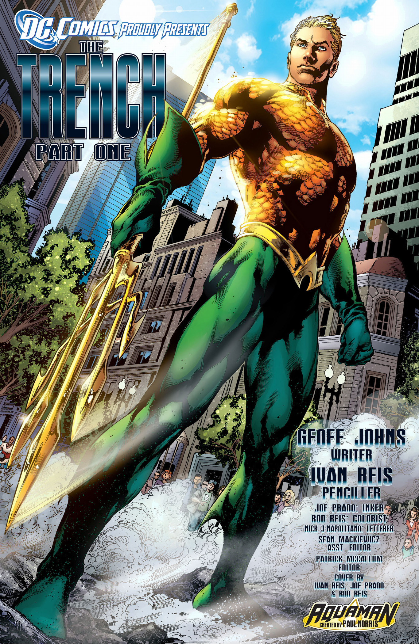 aquaman new 52