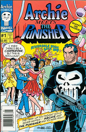 Archie and Punisher