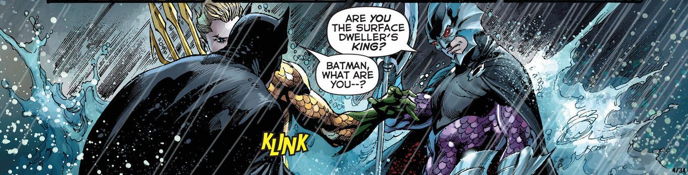 batman strikes ocean master
