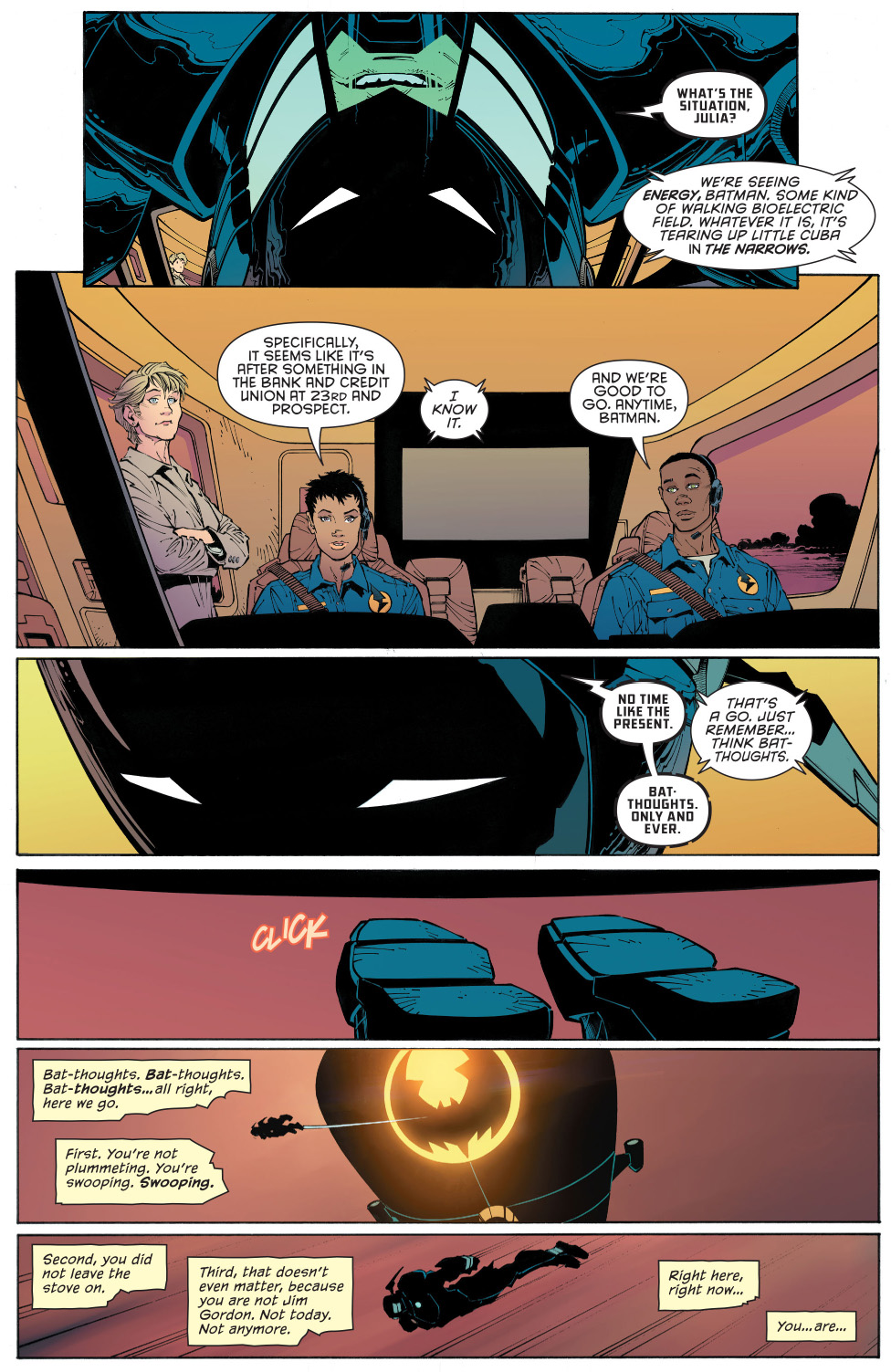 jim gordon as the new batman