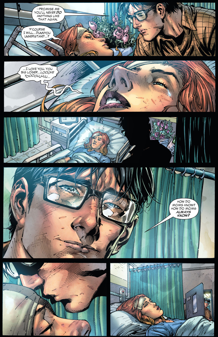lisa lasalle loves clark kent