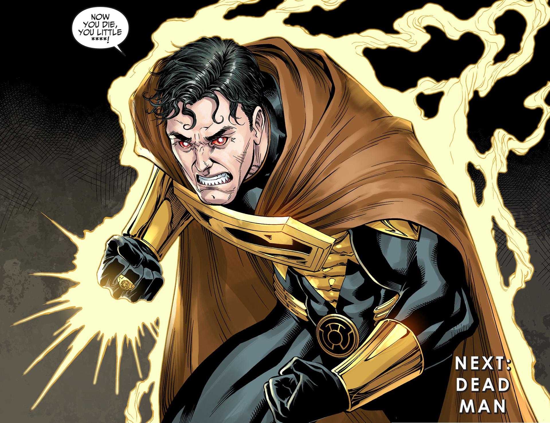 superman (injustice gods among us 8)